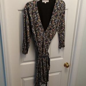 Ann Taylor LOFT wrap dress, sz Large